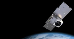 Graphic rendering of Pelican satellite SAR