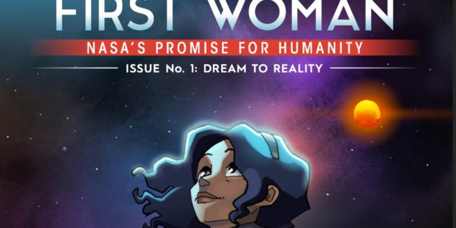 NASA is getting into the comics game to inspire new astronauts